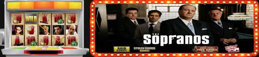 Ігровий автомат Сопрано (The Sopranos)