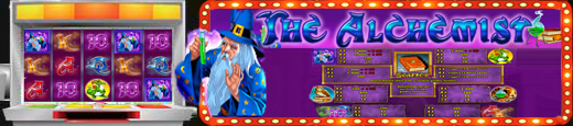 Ігровий автомат Алхімік (The Alchemist)