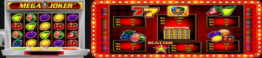 Ігровий автомат Mega Joker